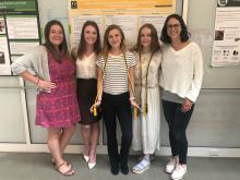 Skowron Lab Undergraduate Honors Thesis 2019